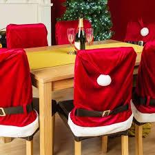 santa hat chair covers ideal santa hat chair cover furniture