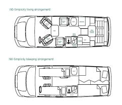 rv class a motorhome floor plans 2016 windsport 35c class a rvs