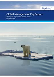 global management pay report hay group 2009