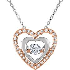 gold diamond love necklace images 14kt rose gold quot fantasy love quot necklace arvensis fine jewelry jpg