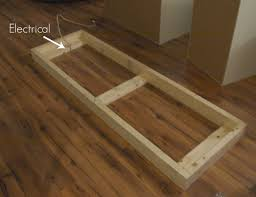 how to build a cabinet base how to build kitchen base cabinets