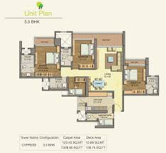 3 5 bhk flats for sale in mulund west runwal greens mulund west