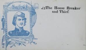 24 may 1861 col ellsworth u201chouse breaker and thief u201d civil war