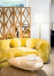 Modern Sofas India Interior Design By India Mahdavi Beautiful Loungesofa For A