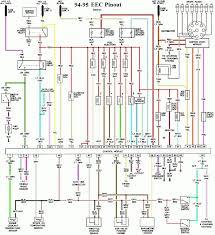 95 ford ranger wiring diagram