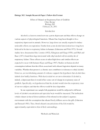 Essay Examples Of An Apa Style Research Paper Phrase Research