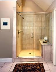 Shower Glass Door Splendid Decorations Glass Shower Furniture With Glass Door Shower
