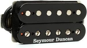 seymour duncan rodded humbucker set sh 4 and sh 2n sweetwater