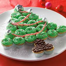 mini cupcake christmas tree recipes pampered chef us site