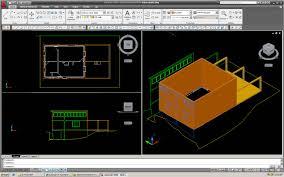 autocad house floor plan tutorial house plans