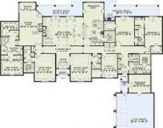 large single story house plans single dwelling house plans home shape