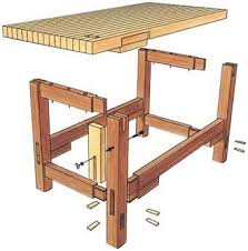 Reloading Bench Plan Reloading Bench Build