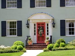 exterior paint color cozy home design