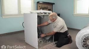 dryer repair replacing the rear drum bearing kit part 1 ge