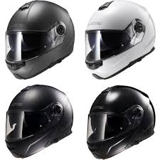 ls2 motocross helmets ls2 ff325 strobe plain helmet blda motorbikes