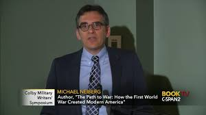 michael neiberg discusses path war apr 12 2017 c span org