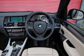 Bmw Interior Options Bmw X3 Review Auto Express