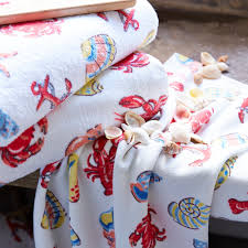 buy cath kidston lobster u0026 friends towel amara