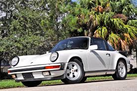1986 porsche targa 1986 porsche 911 targa carrera targa stock 5845 for sale near