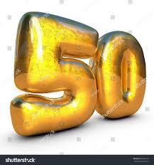 fiftieth anniversary fifty years fiftieth anniversary fiftieth stock illustration