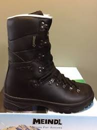 s army boots uk meindl army pro black leather tex laced boots uk 9 with