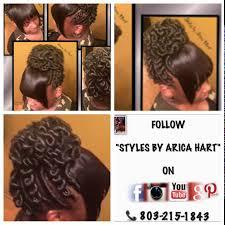 stuffed twist styles by arica stylist in an aiken