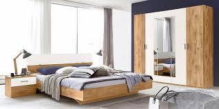 Schlafzimmer Set Abverkauf Schlafzimmer Komplett Katrin 4 Teilig Plankeneiche Weiß B Ware