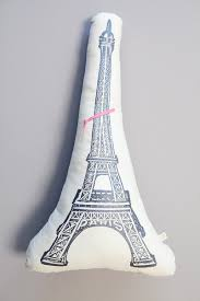 Eiffel Tower Room Ideas Atsuyo Et Akiko Children U0027s Accessories Eiffel Tower Pillow