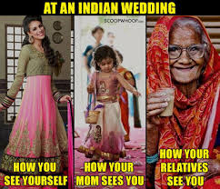 Indian Girl Memes - these memes perfectly explain what happens during every indian wedding