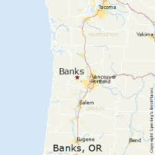 best places to live in banks oregon