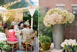Tin Buckets For Centerpieces by Playful Preppy Rehearsal Dinner Rehearsal Dinners Wedding And