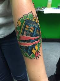 247 best doctor who tattoo images on pinterest beautiful tattoos