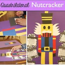 christmas math quadrilateral nutcracker by art with jenny k tpt