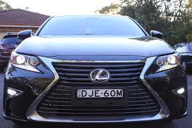 lexus es sport auto review 2017 lexus es 350 sports luxury exhaust notes