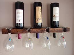 wooden wall mounted wine rack u2013 matt and jentry home design