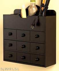 hair and makeup storage 12 best diy organizer images on diy organizer