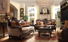hd 3630 homey design traditional sofa set traditional living