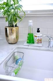 make kitchen sink shine drain cleaner clogged past trap ideas