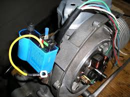 modern vespa wiring a 5 wire stator to old scoot