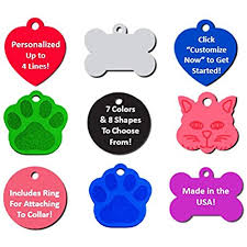 laser engraved dog tags laser engraved dog tags