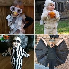 diy kids u0027 halloween costumes from old clothes popsugar moms