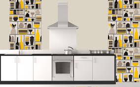 papier peint lutece cuisine papier peint sur peinture 2 tendance ma d233coration et la