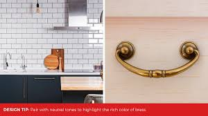 how to clean brass cabinet knobs 10 kitchen cabinet hardware ideas for your home kitchen