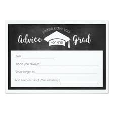 advice for the cards graduation advice cards invitations greeting photo cards zazzle