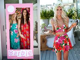 facebook themes barbie the show me your mumu gals throw a malibu barbie bridal shower