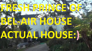 Bel Air Mansion Fresh Prince Of Bel Air Mansion 2015 Youtube