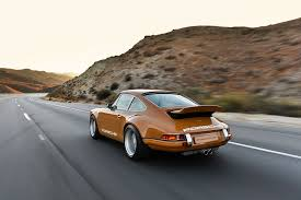 porsche 911 los angeles singer vehicle design restored reimagined reborn