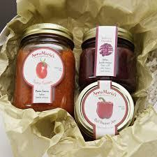 Food Gift Sets Medium Pasta Sauce Jam Gift Set Holiday Gift Sets Anna Maria U0027s