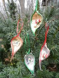 bird nest ornament create a natural rustic christmas tree with