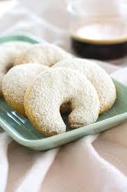 almond crescents kitchen gidget